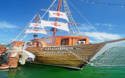 Marina Aquatours Cancun - Columbus