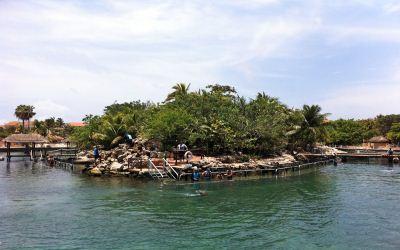 Riviera Maya-Puerto Aventuras Location